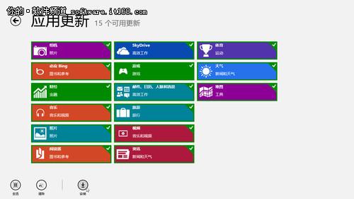 系统更新更加人性化 Win8系统升级解析