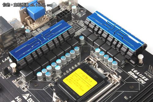 参评主板参数及技术解析映泰Hi-Fi Z77X