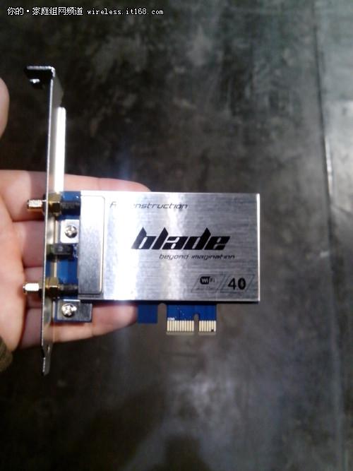 海联达802.11ac无线网卡抢先发布
