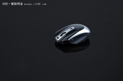 同步灵又一力作 双飞燕G11-580HX无线鼠