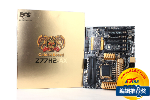 IT168 2012年8品牌10款Z77主板评奖