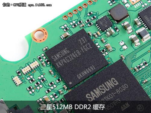 三星840PRO系列256GB SSD拆解解析