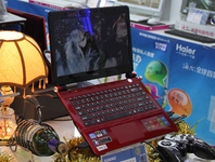 Win8+语音系统 海尔X5智能本上市售4999