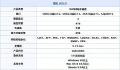 超强性能 群晖DS713+ 网络存储售4800元