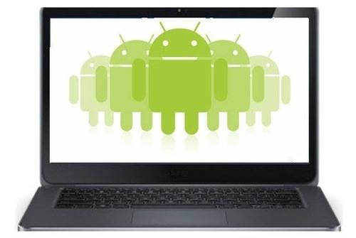 触摸屏普及 Android进军桌面系统迎良机