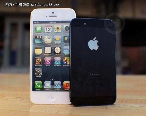 7月问世 苹果iPhone 5S将推低价版