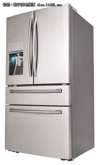 三星将推内置气水机四门冰箱 售24293元