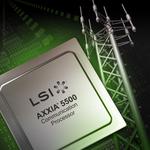 LSI推出采用ARM技术的全新通信处理器