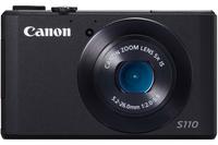 佳能发布便携相机S110 1.0.2.0固件升级