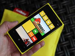 诺基亚Lumia920视频评测:系统截屏解析