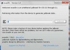 方法很简单 iOS6.1完美越狱教程