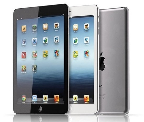 iPad mini 2终极曝光 显示效果令人惊叹