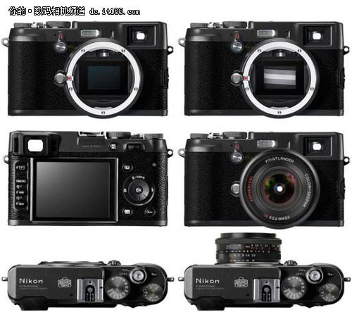 尼康推DX格式高级便携定焦相机大猜想