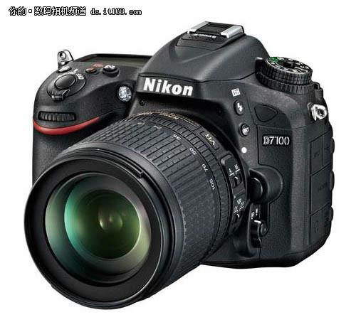 尼康发布全新DX格式数码单反相机D7100