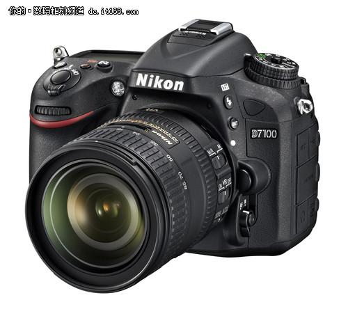 尼康发布高性能DX格式单反相机D7100