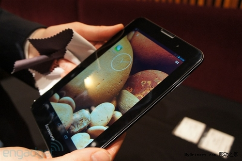 联想连发三款Android 4.1平板:都不贵