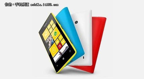 售1150元定制版诺基亚Lumia521即将发布