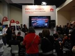 华为RSA大会2013展示多款安全产品
