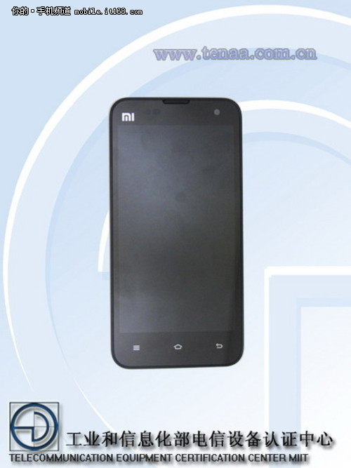 仅售1299 电信版小米手机2A曝光