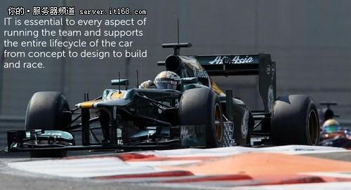速度与完美 F1是怎样炼成的