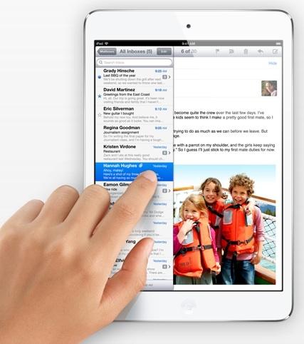 新iPad Mini第三季上市 配视网膜屏