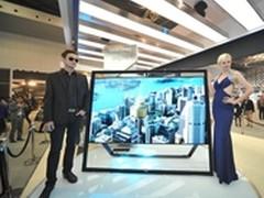 三星S9亮相上海展 年度电视全国首销