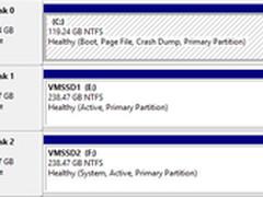 Windows Server 2012之更改系统分区