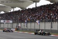 亲密接触F1 解读F1赛车背后的IT故事