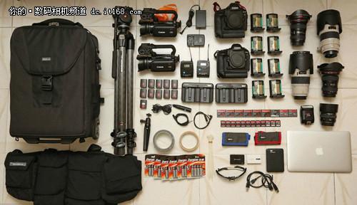 打开包包:记者摄影包中都装着哪些器材