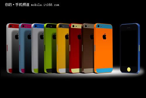 运行iOS 7 新iPhone测试记录曝光