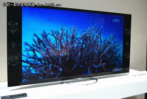 体验临场之美 索尼新款4K电视上海路演