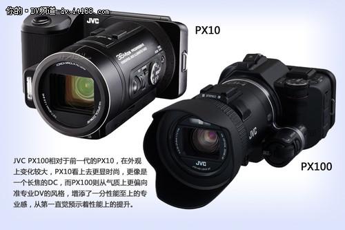 最高500fps JVC PX100高速摄像机评测