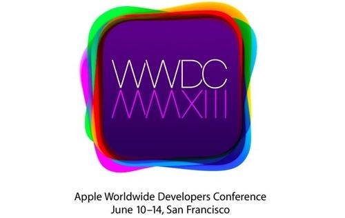 WWDC 2013确定将于6月10日至14日举行