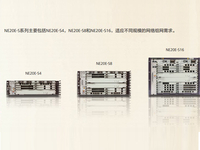 华为园区添利器 NE20E-S承接高端特点