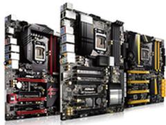 全球首款 华擎Z87通过Thunderbolt认证