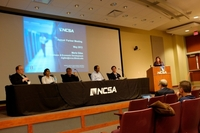 北龙超云参加NCSA组织的行业合作年会
