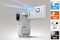 索尼推出Handycam防水摄像机HDR-GWP88E