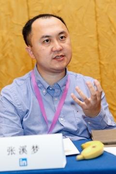 张溪梦:LinkedIn数据分析里的中国文化