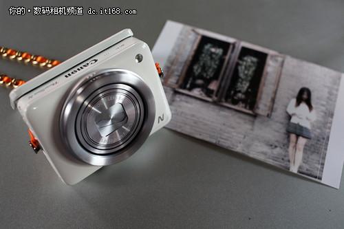 颠覆你的摄影生活 佳能PowerShot N试用