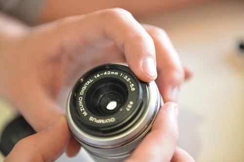 前言、镜头与焦距的关系