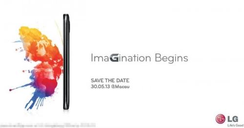 首款高通800手机LG G2本月末发布