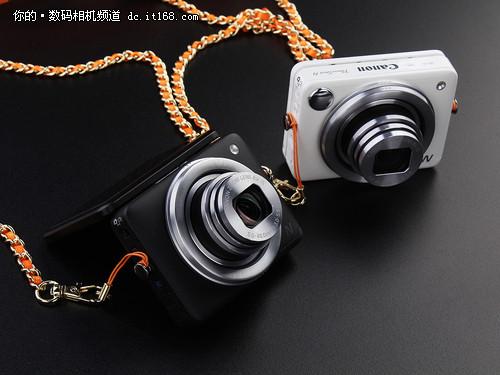 改变你的摄影方式 佳能PowerShot N评测