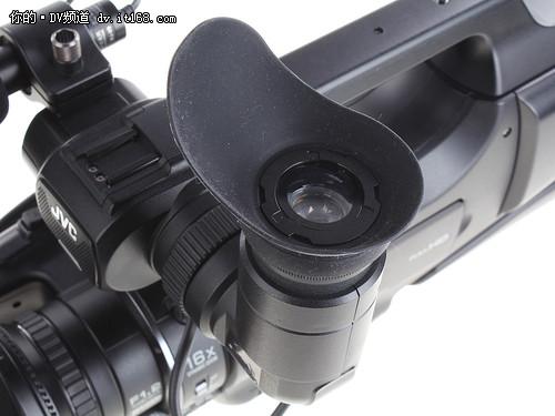 肩扛式专业搭配 JVC GY-HM85摄像机评测