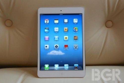 iPad mini2继续曝光 处理器\摄像头升级