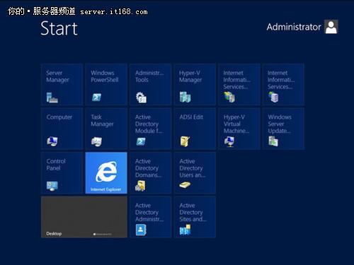 Server 2012远程桌面令人沮丧的变化
