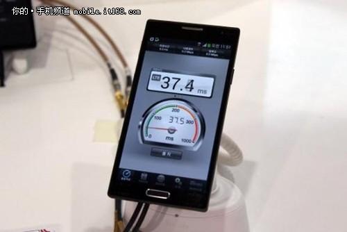 首款高通800 LG Optimus G2曝光