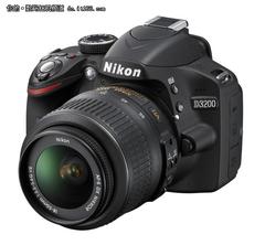 数码相机推荐@您 尼康D3200和D5100谁好