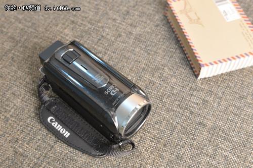 多种智能模式 佳能HF R406摄像机评测