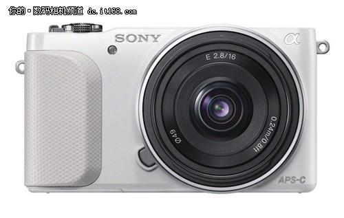 自拍达人  索尼NEX-3N