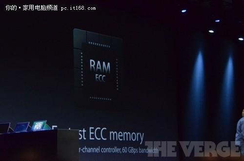苹果推全新Mac Pro 配AMD双显卡支持4K